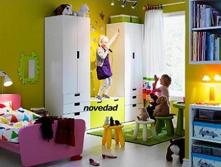 Dormitorio niños Ikea