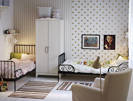 Habitación infantil vintage