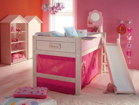 habitaciones originales para niñas