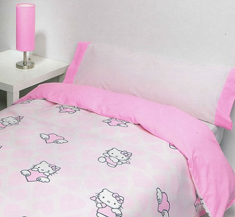 nordicos infantiles hello kitty angeles