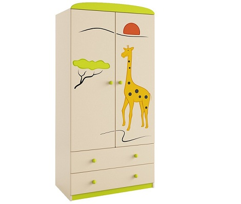 armario infantil safari
