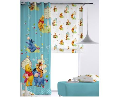 cortinas infantiles winnie