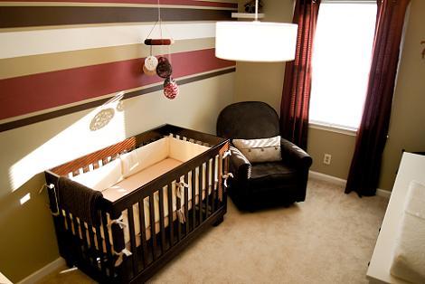 Dormitorio de bebé niño