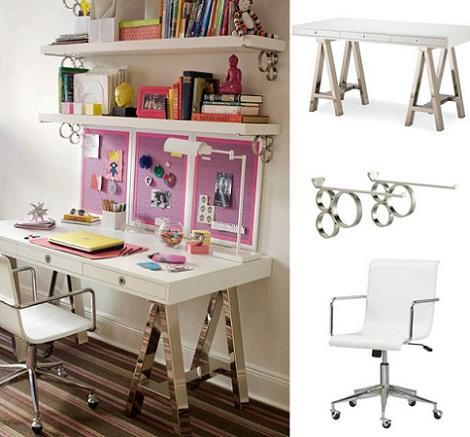 escritorio habitacion juvenil