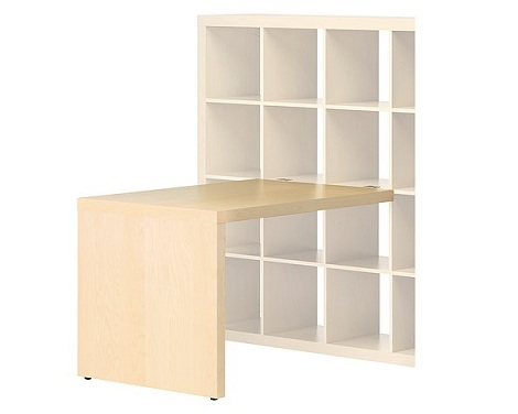 escritorios baratos ikea expedit