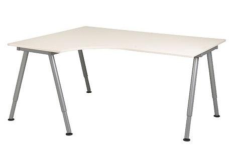 Escritorios baratos de ikea for Mesa escritorio ikea