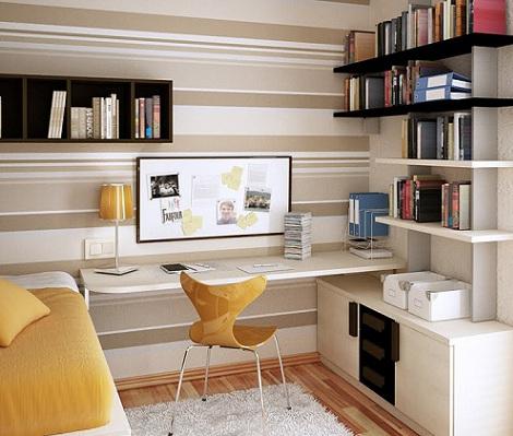 escritorios juveniles sencilla