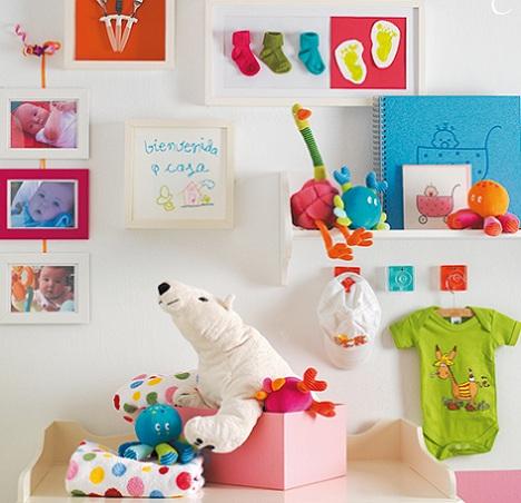 Cuadros para la habitaci n del beb habitaci n infantil for Cuadros habitacion bebe