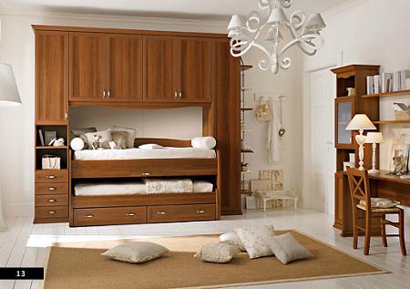 Habitación de estilo clásico