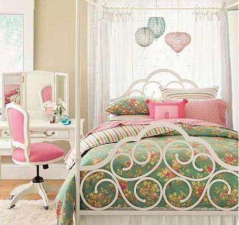 Habitaciones juveniles para chica for Ideas decorar habitacion juvenil chica