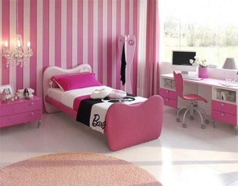 habitacion princesa barbie