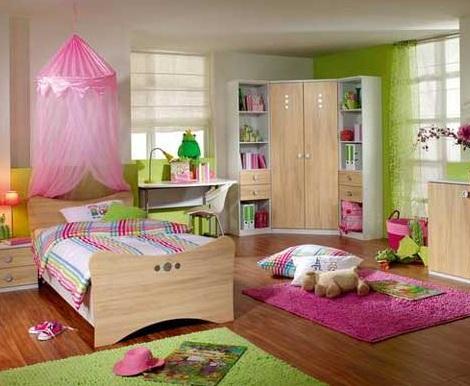 habitacion princesa colores