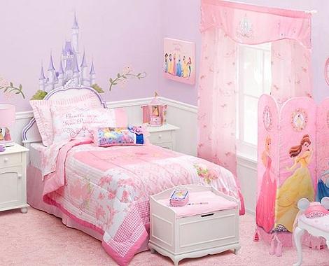 habitacion princesa disney