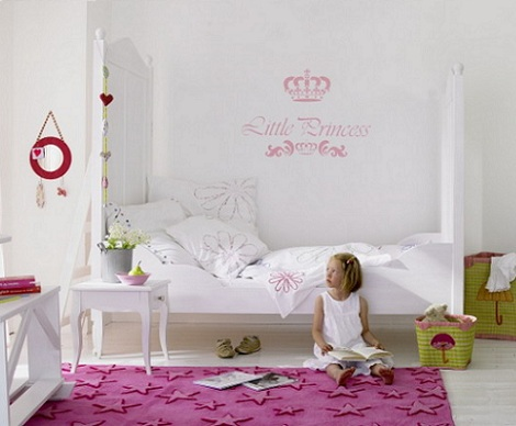 habitacion princesa moderna