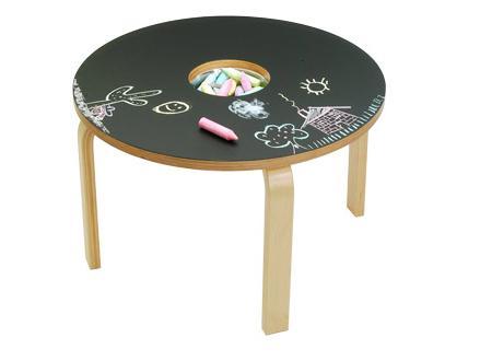 mesas infantiles originales pizarra