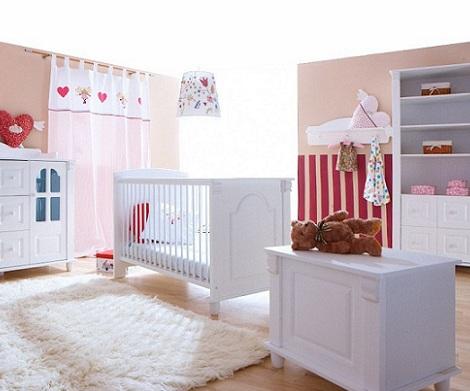 muebles bebe blanco