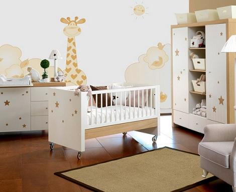 Papel pintado para la habitaci n del beb - Papel pintado habitacion bebe ...