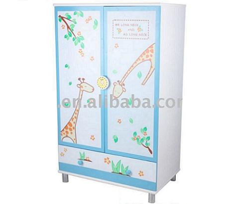 5 armarios infantiles originales jirafas