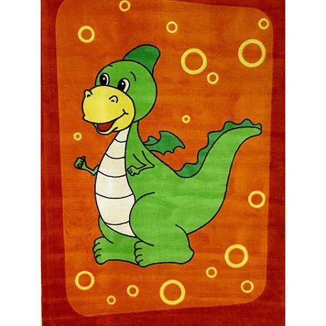 Alfombra infantil dinosaurio