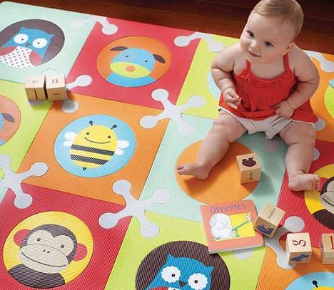 alfombra playspot zoo principal