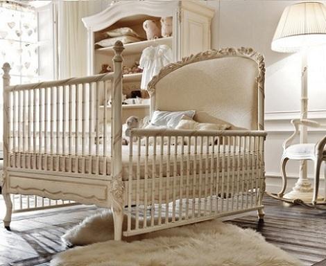 como decorar la habitacion del bebe ocres