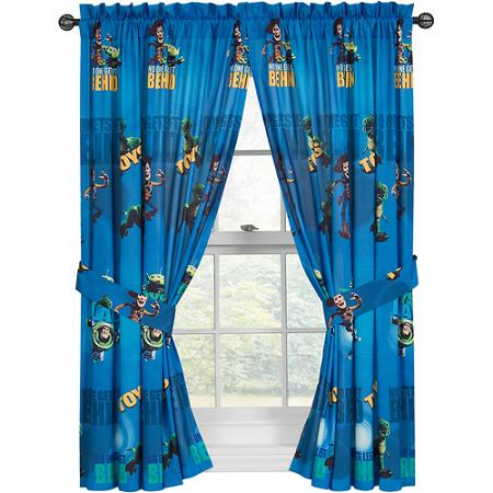 Cortinas Toy Story