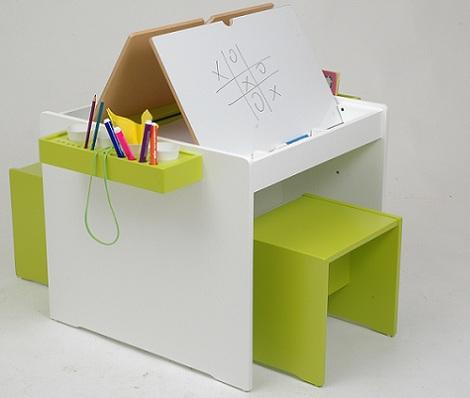 escritorios para ninos multifuncion