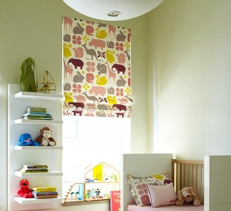 estores infantiles. Black Bedroom Furniture Sets. Home Design Ideas