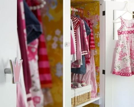 forrar armario infantil papel interior
