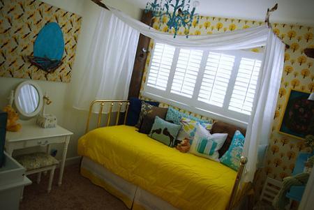 Habitación pequeña para niños