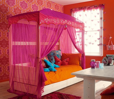 habitacion princesa arabe