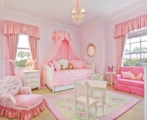 habitacion princesa dosel