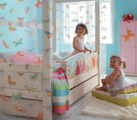 habitacion princesa mosquitera