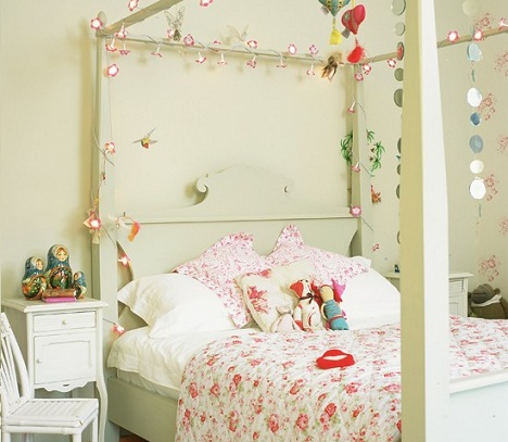 habitaciones infantiles practicas luces