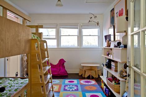 Literas habitación niño