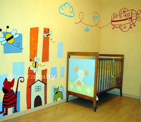 murales infantiles calle