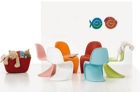 Silla Panton Junior