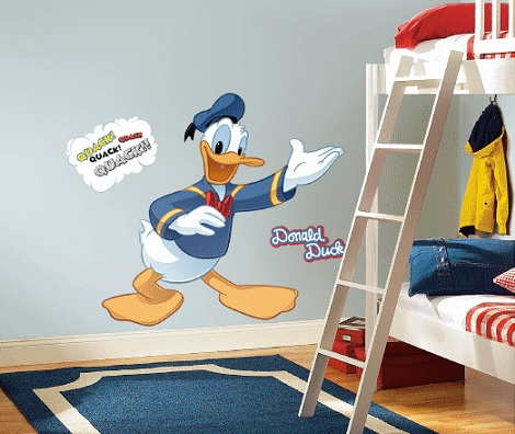 vinilos decorativos disney donald