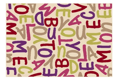 alfombras juveniles leroy merlin granada letras