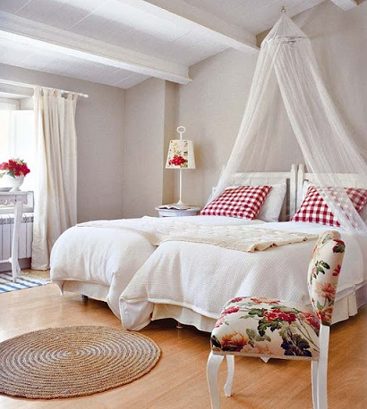 Cama con dosel - Dosel para cama nina ...