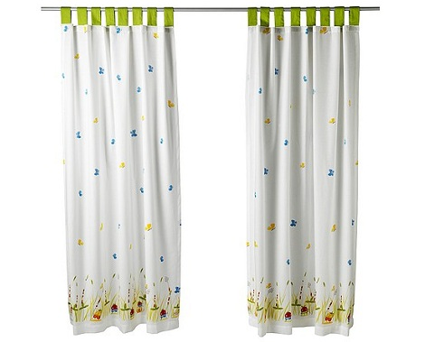cortinas habitacion niña ikea