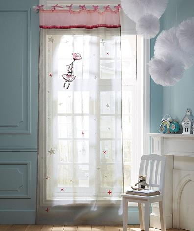 cortinas ninos raton