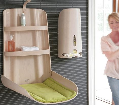 decorar habitacion bebe cambiador