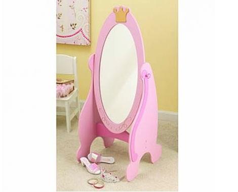 espejo ninos princesa