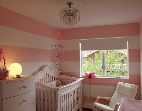 Dormitorio De Bebe Nia Trendy Decoracion Habitacion Bebe Nia Este