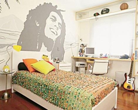 Murales Para Habitaciones Juveniles Habitacion Infantil