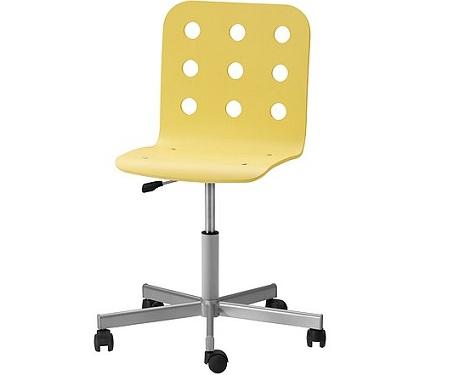 silla escritorio ikea jules