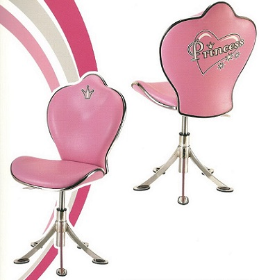 sillas escritorio princesa