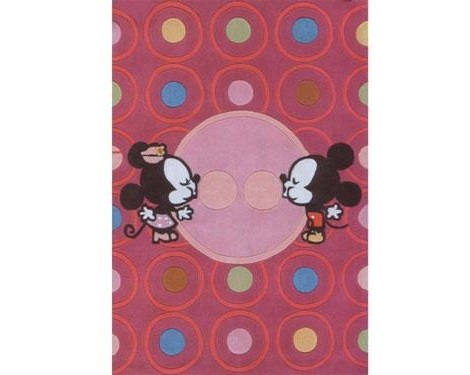 alfombras ninos disney minnie mickey