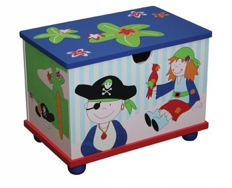 Baúl pirata